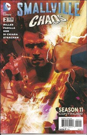 Smallville: Chaos 2-A