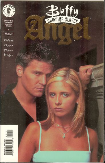 Buffy the Vampire Slayer: Angel 1-C by Dark Horse