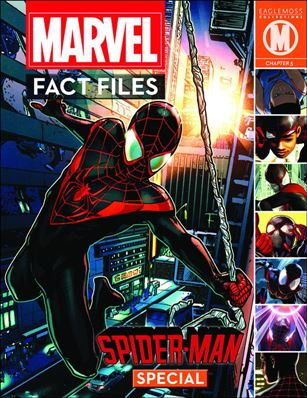 Marvel Fact Files Special 19-A