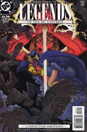Legends of the DC Universe 18-A