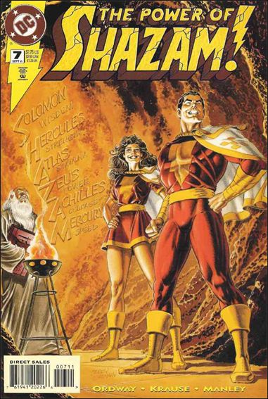 Power of Shazam! 7-A by DC