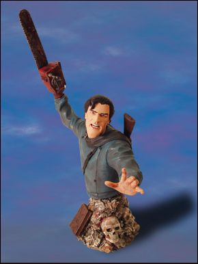 Army of Darkness Ash Bust 1/5000 by Diamond Select