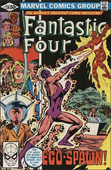 Fantastic Four (1961) 228-A by Marvel