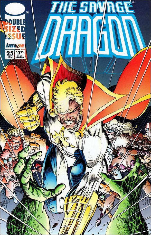 Savage Dragon (1993) 25-A by Image