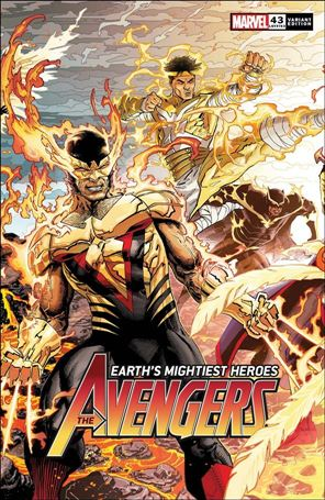 Avengers (2018/07) 43-B