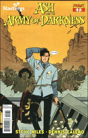Ash and the Army of Darkness 1-C by Dynamite Entertainment