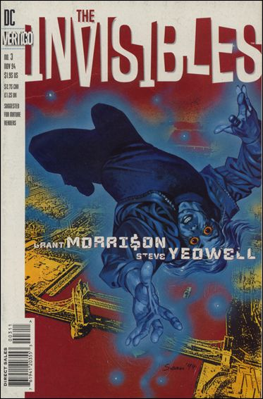 Invisibles (1994) 3-A by Vertigo