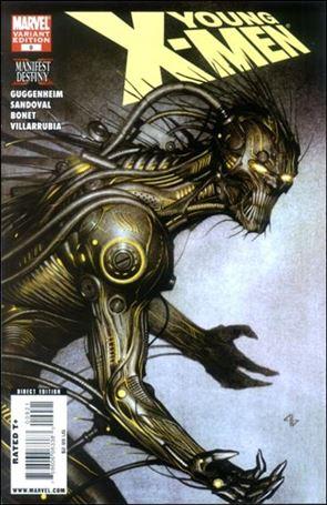 Young X-Men 9-B