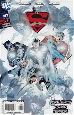 Superman/Batman 43-A