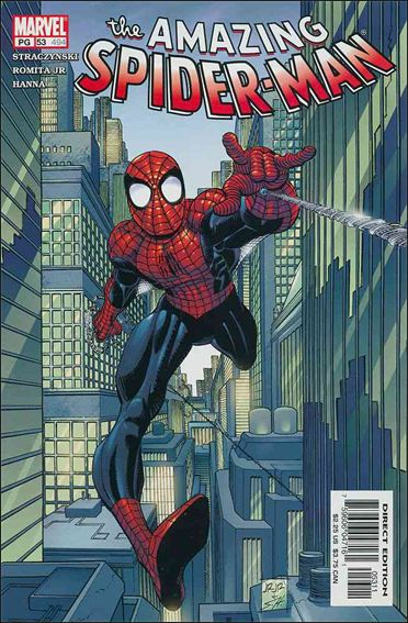 Amazing Spider-Man (1999) 53-A by Marvel