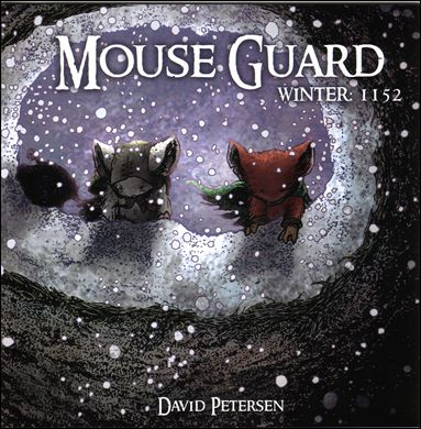 Mouse Guard - Winter 1152 2-A by Archaia Studios Press