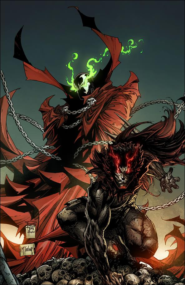 Spawn 307-D by Image