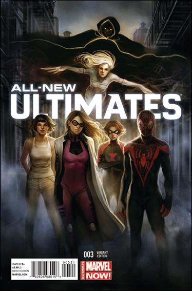 All-New Ultimates 3-B by Marvel
