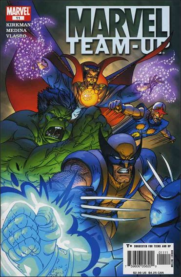 Marvel Team-Up (2005) 11-A by Marvel