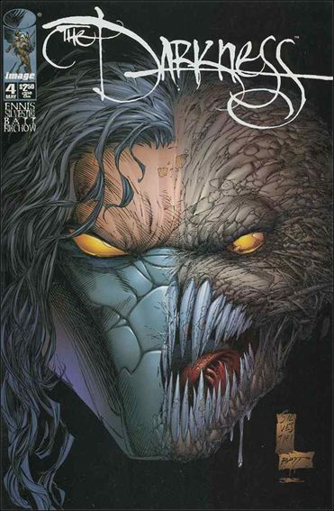 Darkness (1996) 4-A by Top Cow