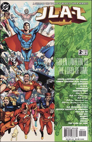 JLA–Z 2-A by DC