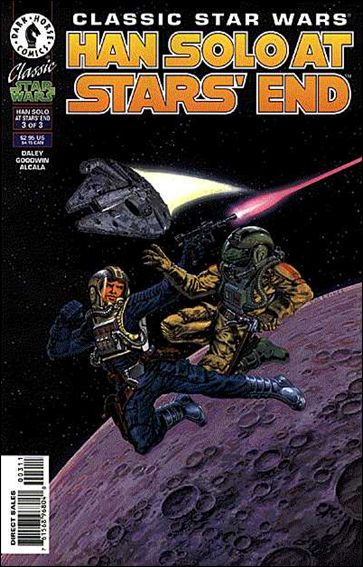 Classic Star Wars: Han Solo at Stars' End 3-A by Dark Horse
