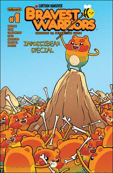 Bravest Warriors 2014 Impossibear Special 1-A by Kaboom!