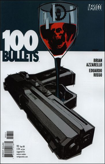 100 Bullets 93-A by Vertigo