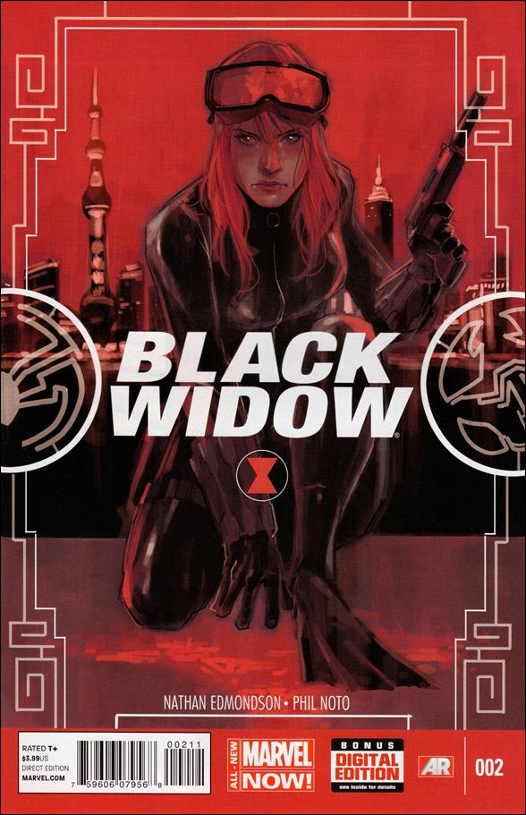 Black Widow (2014) 2-A by Marvel