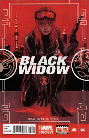 Black Widow (2014) 2-A