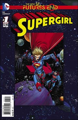 Supergirl: Futures End 1-B