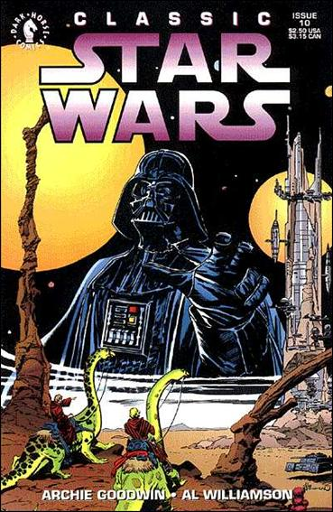 Classic Star Wars 10-A by Dark Horse