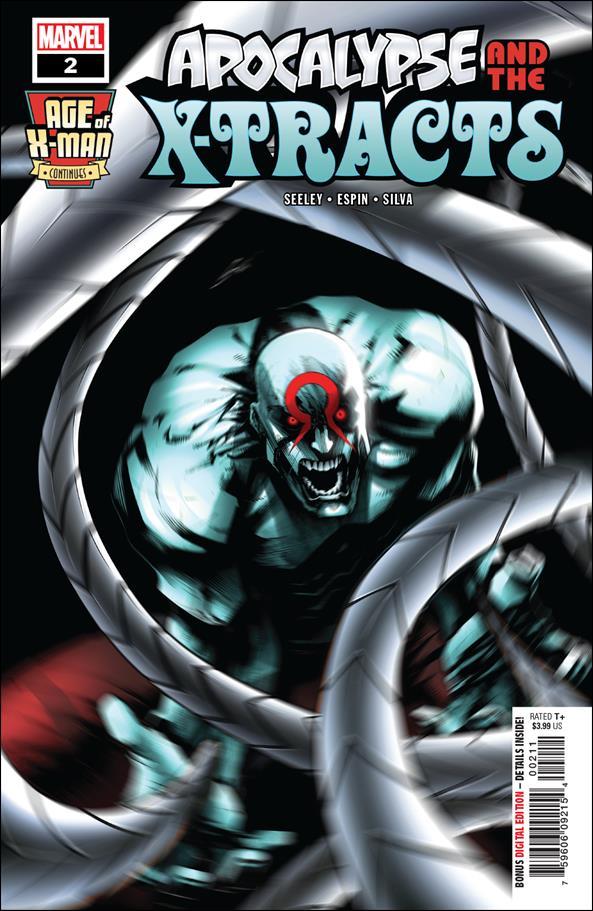 Age of X-Man: Apocalypse and the X-Tracts 2-A by Marvel