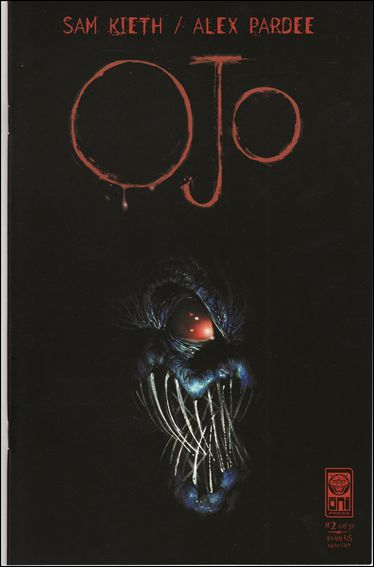Ojo 2-A by Oni Press