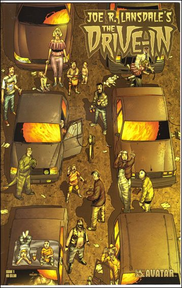 Joe R. Lansdale's The Drive-In 1-A by Avatar Press