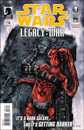 Star Wars: Legacy - War 3-A