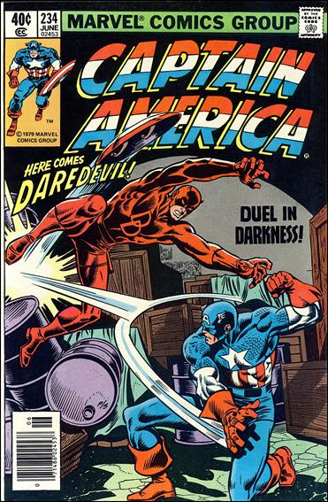 Captain America (1968) 234-A by Marvel