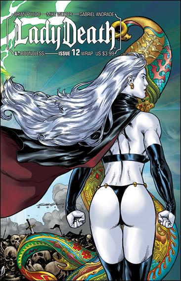 Lady Death (2010) 12-B by Boundless Comics