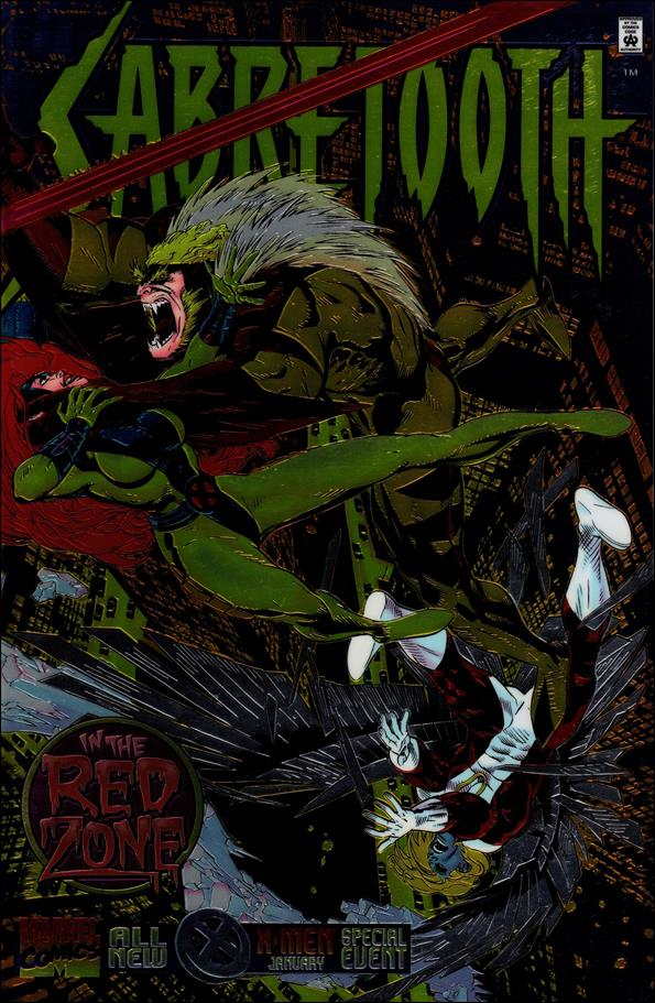 Sabretooth Special 1-A by Marvel