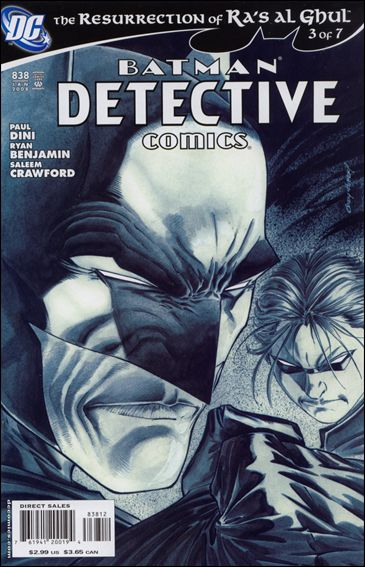 Detective Comics (1937) 838-B by DC