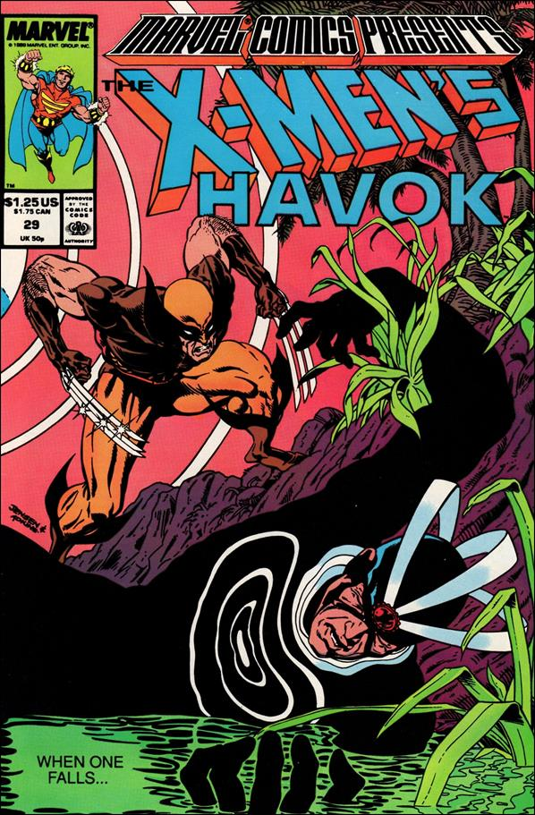 Marvel Comics Presents (1988) 29-A by Marvel