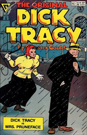 Original Dick Tracy 1-A