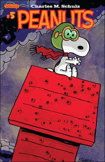 Peanuts (2012) 5-A by Kaboom!