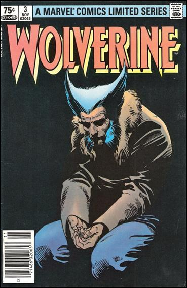 Wolverine (1982) 3-B by Marvel