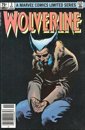 Wolverine (1982) 3-B