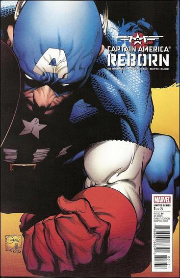 Captain America: Reborn 1-F by Marvel