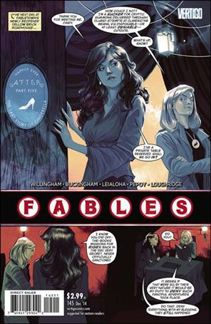 Fables 145-A