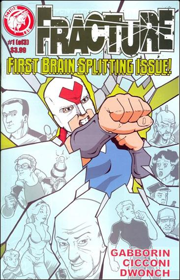 Fracture (2011) 1-A by Action Lab Entertainment