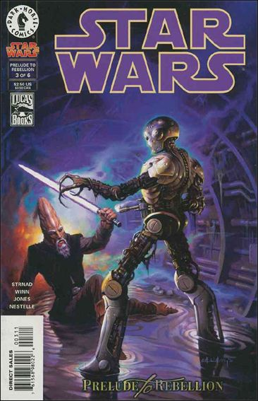 Star Wars/Star Wars Republic 3-A by Dark Horse