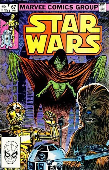 Star Wars (1977) 67-A by Marvel