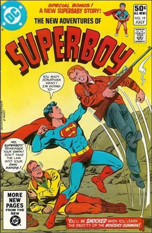 New Adventures of Superboy 19-A