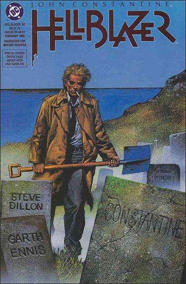 Hellblazer (1988) 62-A by Vertigo