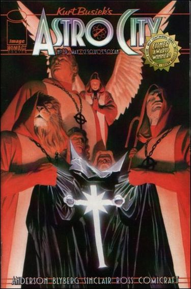 Kurt Busiek's Astro City (1996) 9-A by Homage Comics