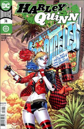Harley Quinn (2016) 74-A