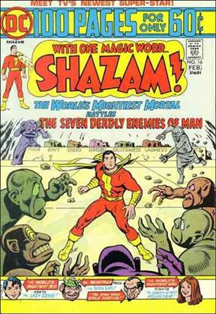 Shazam! 16-A